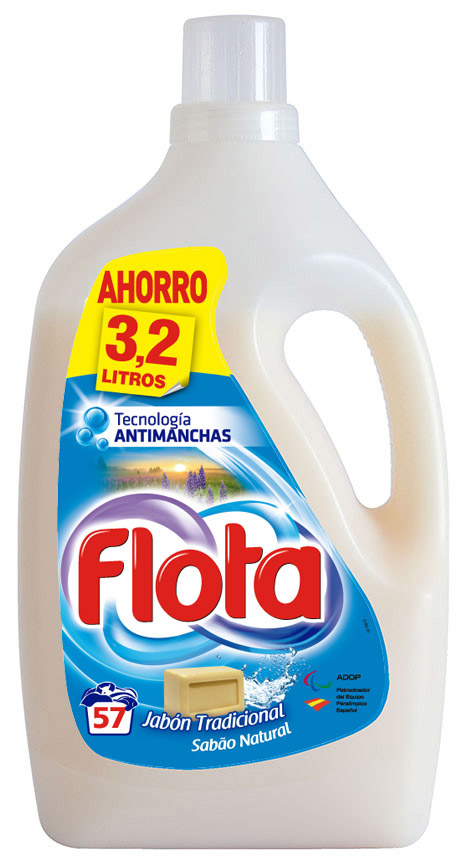 Diseño de packaging de detergentes