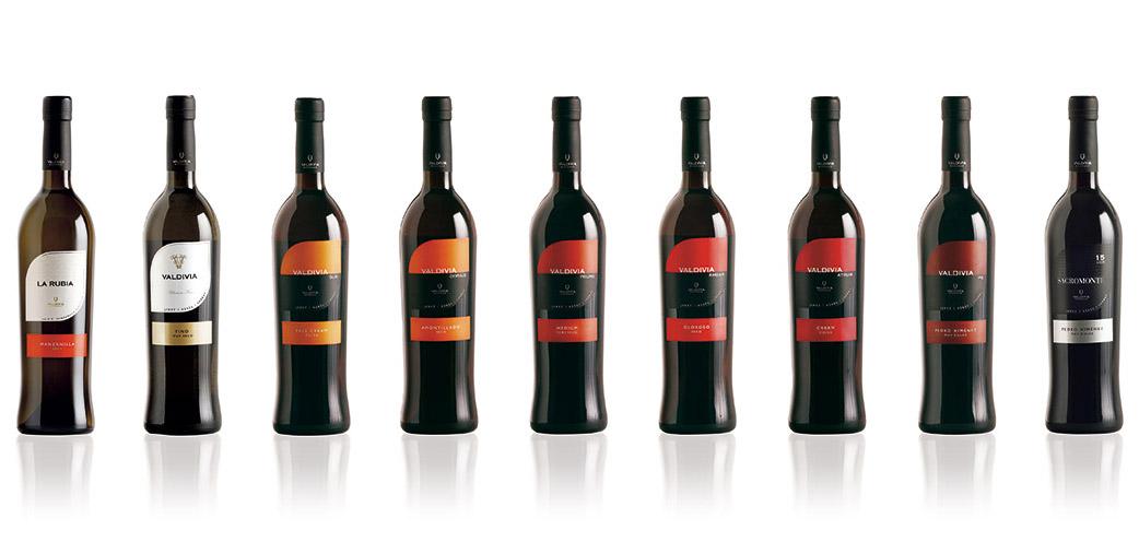 Diseño de packaging de vinos