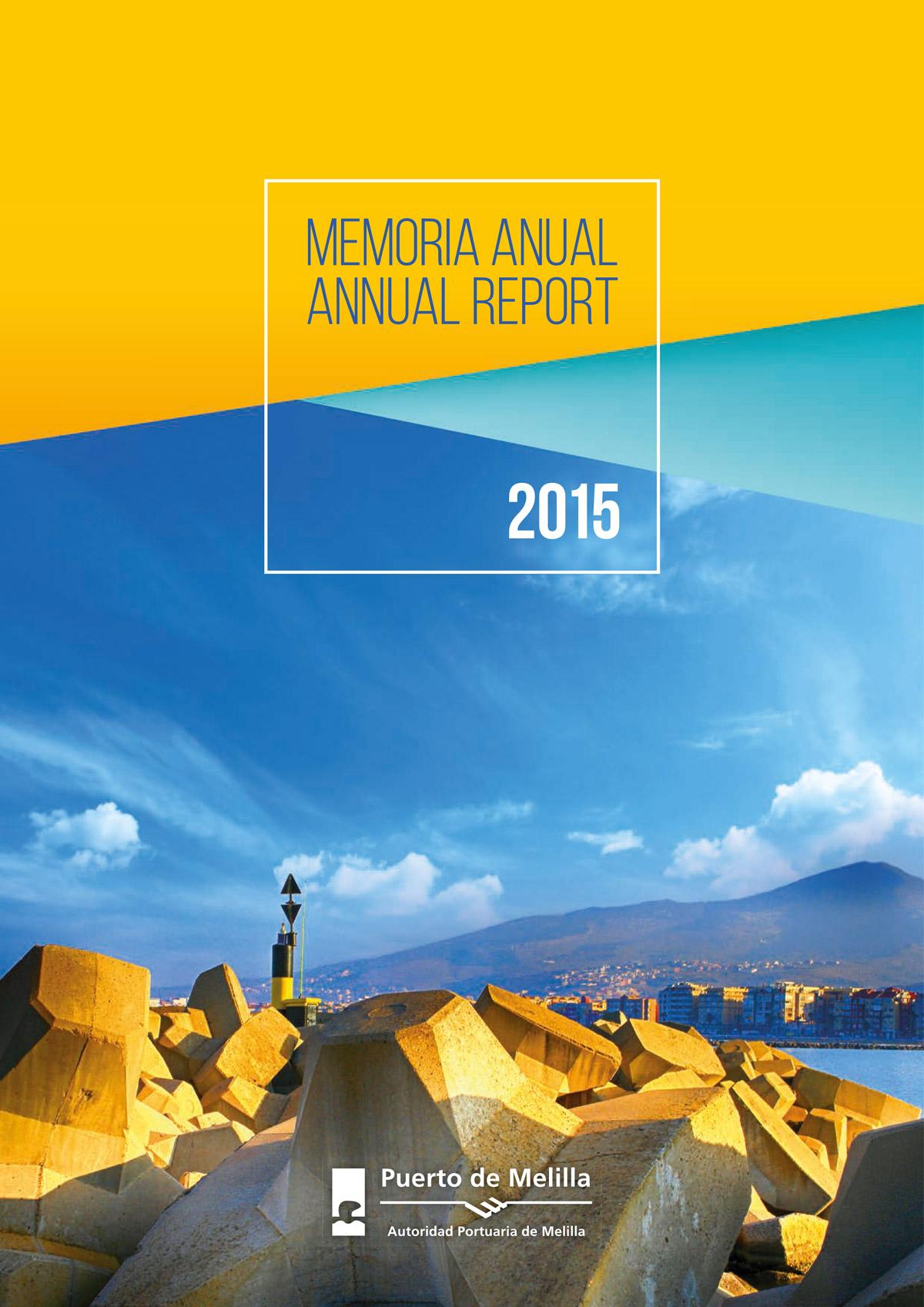 Diseño de memoria anual