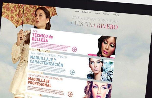 diseño web oficina de arte