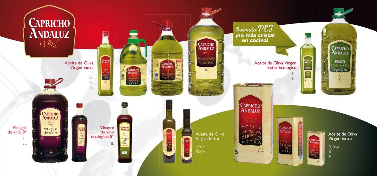 Diseño de packaging para aceites