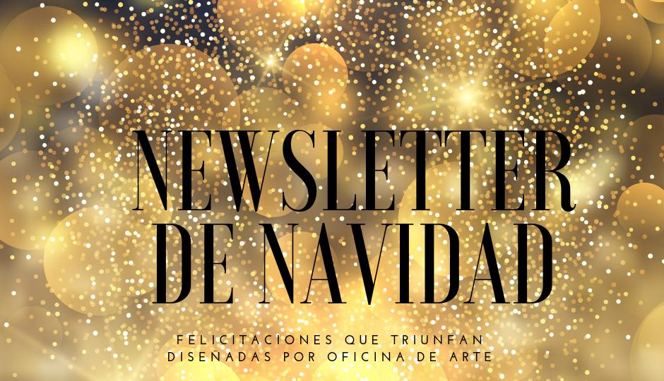 Newsletter de Navidad