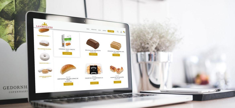 tienda online La Fortaleza